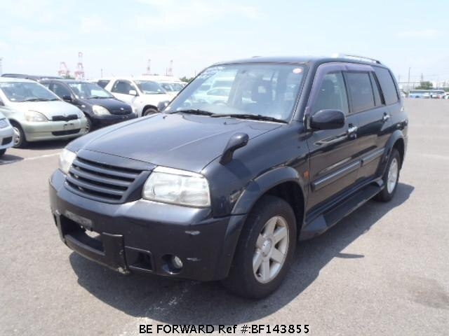 Used 2002 SUZUKI GRAND ESCUDO BF143855 for Sale
