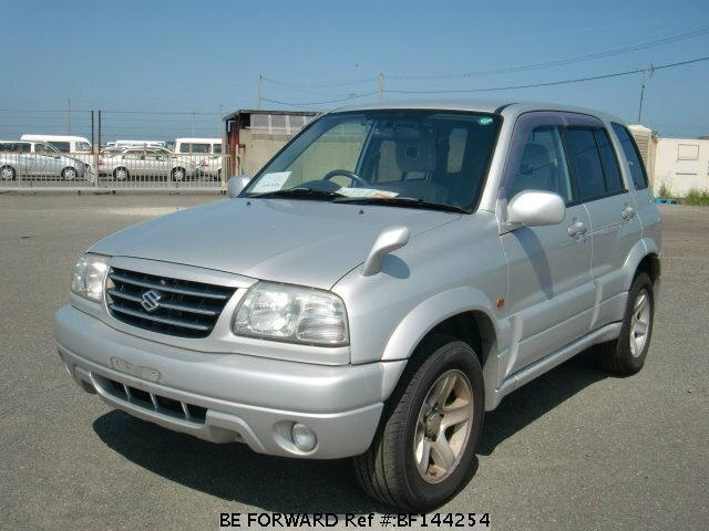 Used 2005 SUZUKI ESCUDO BF144254 for Sale