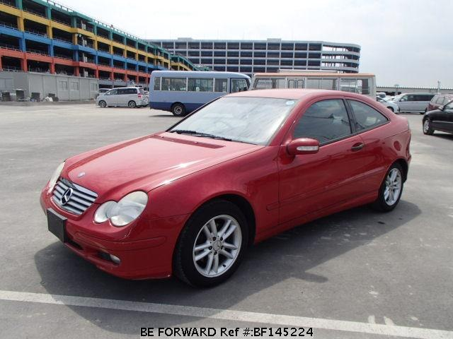 Used 2004 mercedes benz c class c180 kompressor sport for 2004 mercedes benz c class hatchback