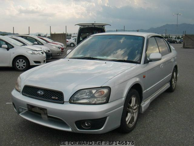 used 2002 subaru legacy b4 rs type b ta be5 for sale. Black Bedroom Furniture Sets. Home Design Ideas