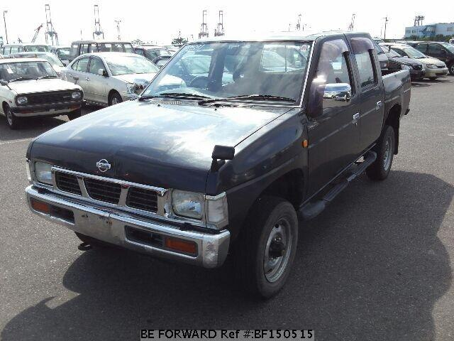 used 1995 nissan datsun pickup wcab u bmd21 for sale. Black Bedroom Furniture Sets. Home Design Ideas