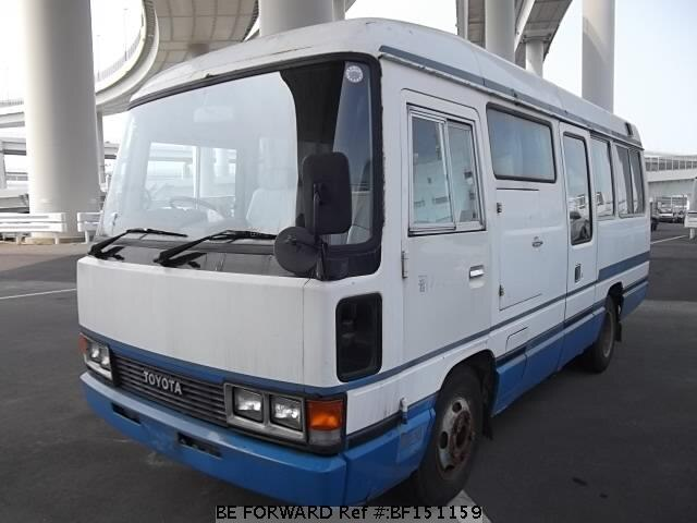 Used 1983 TOYOTA COASTER BF151159 for Sale