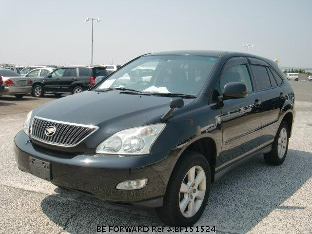 Used 2005 TOYOTA HARRIER BF151524 for Sale