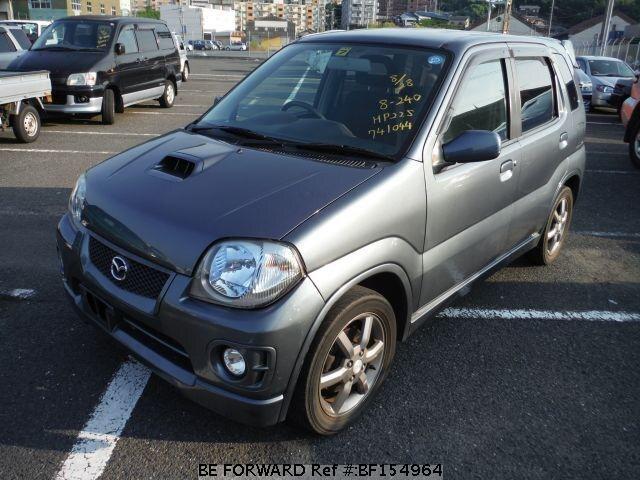 Used 2005 MAZDA LAPUTA S TURBO/TA-HP22S for Sale BF154964 - BE FORWARD