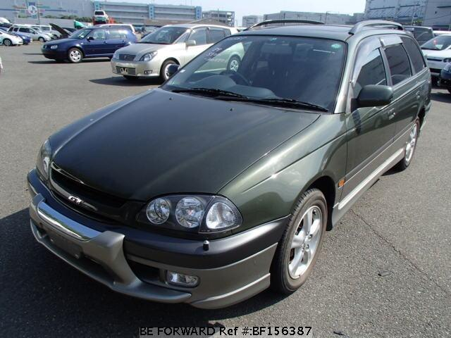Used 1997 TOYOTA CALDINA BF156387 for Sale