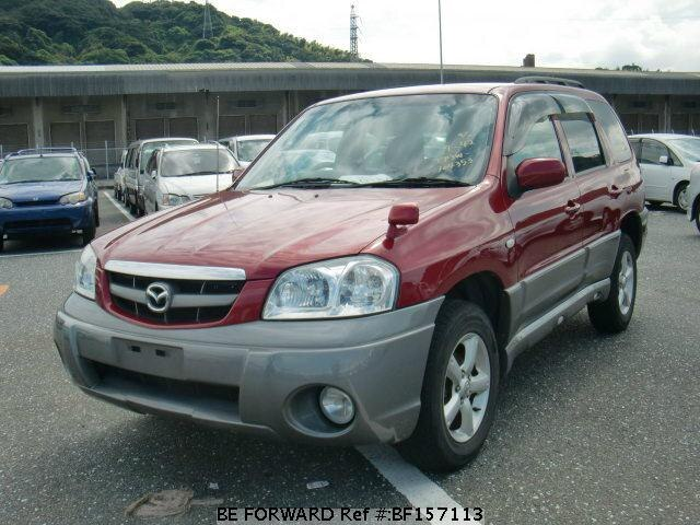 used 2005 mazda tribute ta ep3w for sale bf157113 be forward. Black Bedroom Furniture Sets. Home Design Ideas