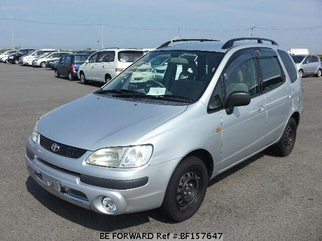 Used 1997 TOYOTA COROLLA SPACIO BF157647 for Sale