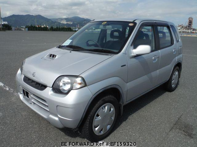 Used 2000 SUZUKI KEI BF159320 for Sale