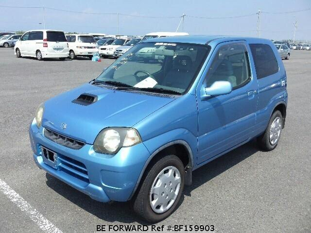 Used 1998 SUZUKI KEI BF159903 for Sale