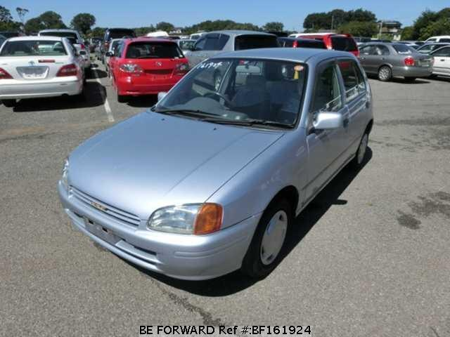 Used 1996 Toyota Starlet E Ep95 For Sale Bf161924 Be Forward