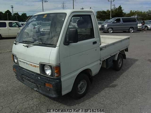 Used 1989 DAIHATSU HIJET TRUCK/M-S80P For Sale BF162566