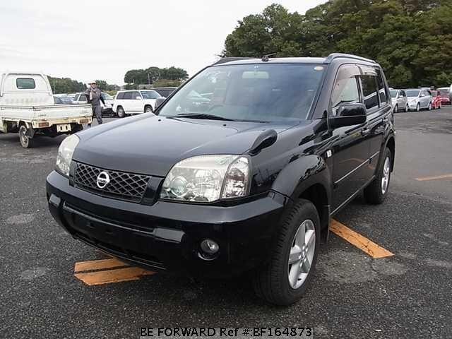 used 2004 nissan x trail x ua nt30 for sale bf164873 be. Black Bedroom Furniture Sets. Home Design Ideas