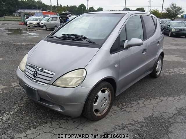 Used 1998 mercedes benz a class a160 gf 168033 for sale for Mercedes benz warehouse jobs