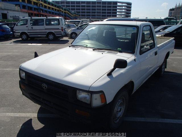 Used 1995 TOYOTA HILUX BF166251 for Sale