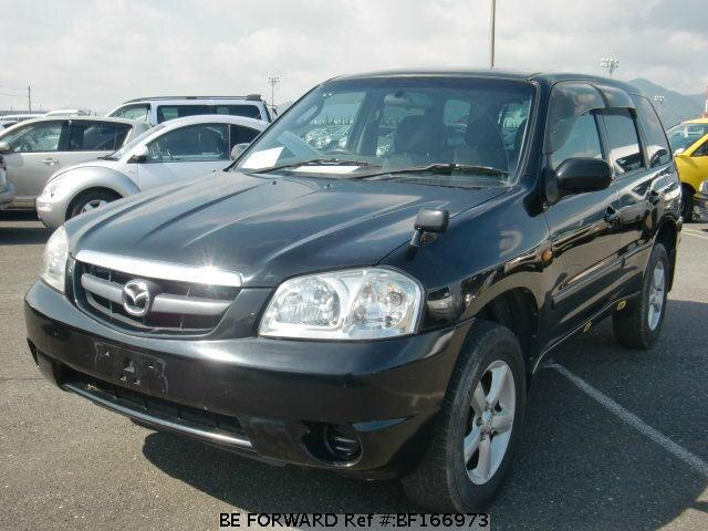 used 2004 mazda tribute lx g ta ep3w for sale bf166973. Black Bedroom Furniture Sets. Home Design Ideas