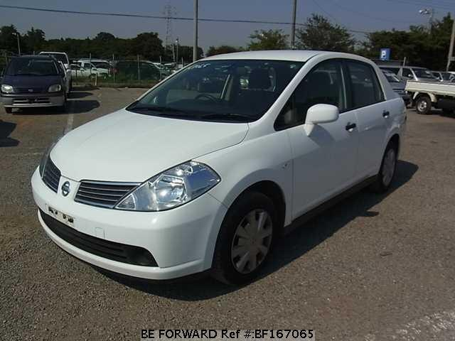Used 2007 NISSAN TIIDA LATIO BF167065 for Sale