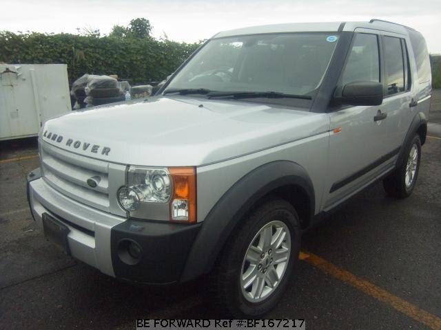 used 2007 land rover discovery 3 hse aba la44 for sale bf167217 be forward. Black Bedroom Furniture Sets. Home Design Ideas