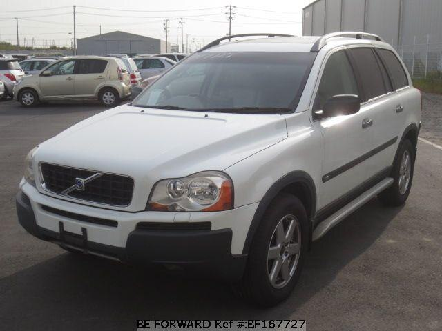 used 2004 volvo xc90 t 6 la cb6294aw for sale bf167727 be forward. Black Bedroom Furniture Sets. Home Design Ideas