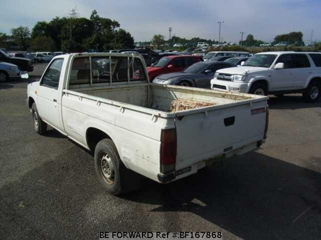 used 1987 nissan datsun truck ad n agd21 for sale bf167868 be forward. Black Bedroom Furniture Sets. Home Design Ideas