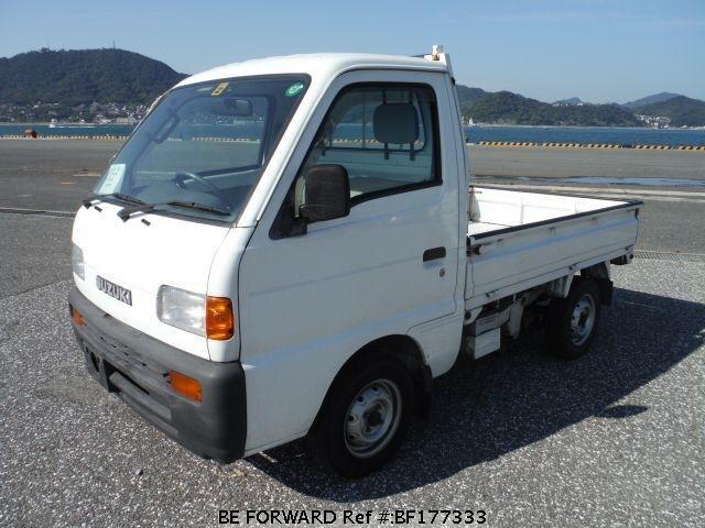 carry mini truck suzuki van pictures