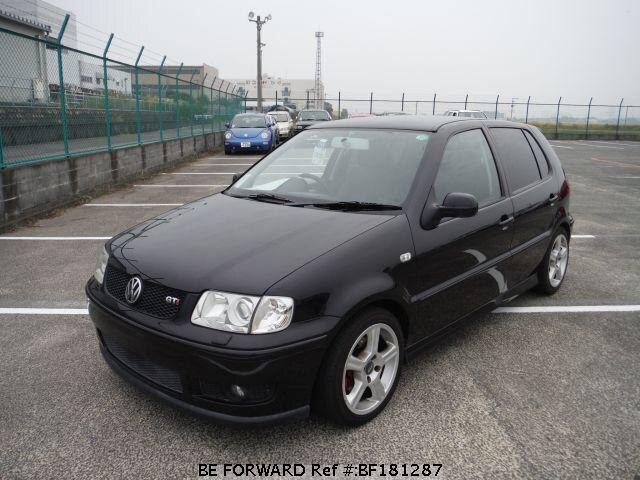 used 2001 volkswagen polo gti gf 6narc for sale bf181287 be forward. Black Bedroom Furniture Sets. Home Design Ideas
