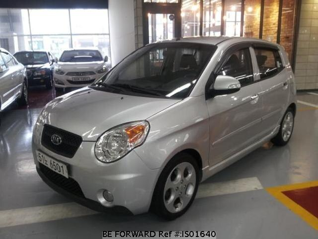 Used 2008 Kia Morning  Picanto  For Sale Is01640