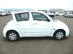 Used 2001 TOYOTA WILL VI BF61869 for Sale Image 6