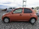 Used 2003 NISSAN MARCH BF62766 for Sale Image 2