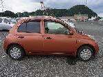 Used 2003 NISSAN MARCH BF62766 for Sale Image 6