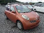 Used 2003 NISSAN MARCH BF62766 for Sale Image 7