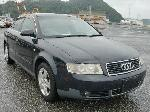 Used 2002 AUDI A4 BF62739 for Sale Image 7