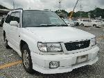 Used 1999 SUBARU FORESTER BF63256 for Sale Image 7