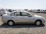 Used 2002 NISSAN BLUEBIRD SYLPHY BF63501 for Sale Image 6