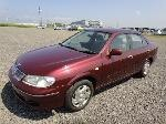 Used 2001 NISSAN BLUEBIRD SYLPHY BF63519 for Sale Image 1