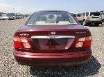 Used 2001 NISSAN BLUEBIRD SYLPHY BF63519 for Sale Image 4