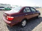 Used 2001 NISSAN BLUEBIRD SYLPHY BF63519 for Sale Image 5