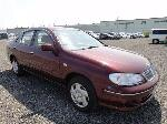 Used 2001 NISSAN BLUEBIRD SYLPHY BF63519 for Sale Image 7