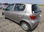 Used 2001 TOYOTA VITZ BF63491 for Sale Image 3