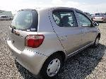 Used 2001 TOYOTA VITZ BF63491 for Sale Image 5