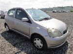 Used 2001 TOYOTA VITZ BF63491 for Sale Image 7