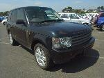 Used 2003 LAND ROVER RANGE ROVER BF63705 for Sale Image 7