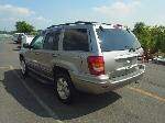 Used 2001 JEEP GRAND CHEROKEE BF63706 for Sale Image 3