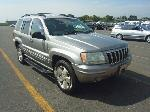 Used 2001 JEEP GRAND CHEROKEE BF63706 for Sale Image 7
