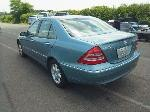 Used 2001 MERCEDES-BENZ C-CLASS BF63709 for Sale Image 3