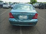 Used 2001 MERCEDES-BENZ C-CLASS BF63709 for Sale Image 4