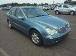 Used 2001 MERCEDES-BENZ C-CLASS BF63709 for Sale Image 7