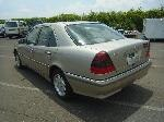 Used 1999 MERCEDES-BENZ C-CLASS BF63711 for Sale Image 3
