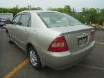 Used 2002 TOYOTA COROLLA SEDAN BF63775 for Sale Image 3