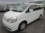 Used 2002 NISSAN SERENA BF63622 for Sale Image 1