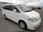 Used 2002 NISSAN SERENA BF63622 for Sale Image 7